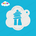 Picture of Inukshuk #2 - Dream Stencil - 130