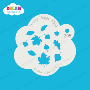 Picture of Tree Leaves - Dream Stencil - 205