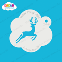 Picture of Elegant Deer - Dream Stencil - 244