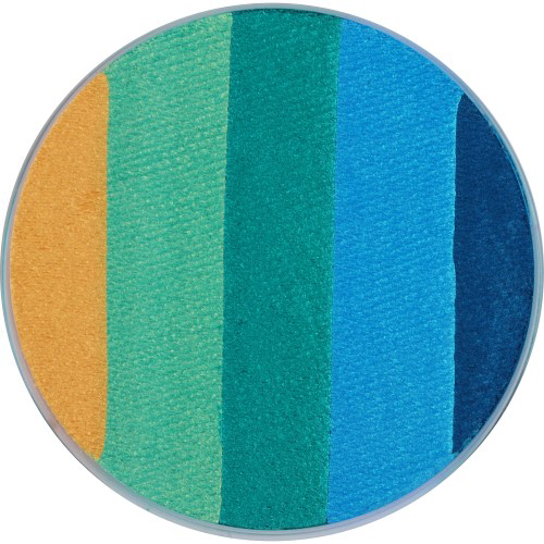 Picture of Dream Colors Emerald Face and Body Paint - 45 Gram (905)
